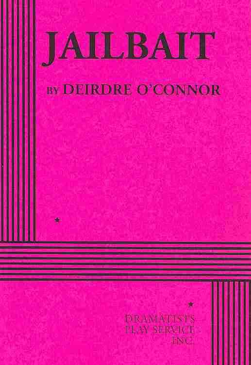 Jailbait By O'Connor, Deirdre